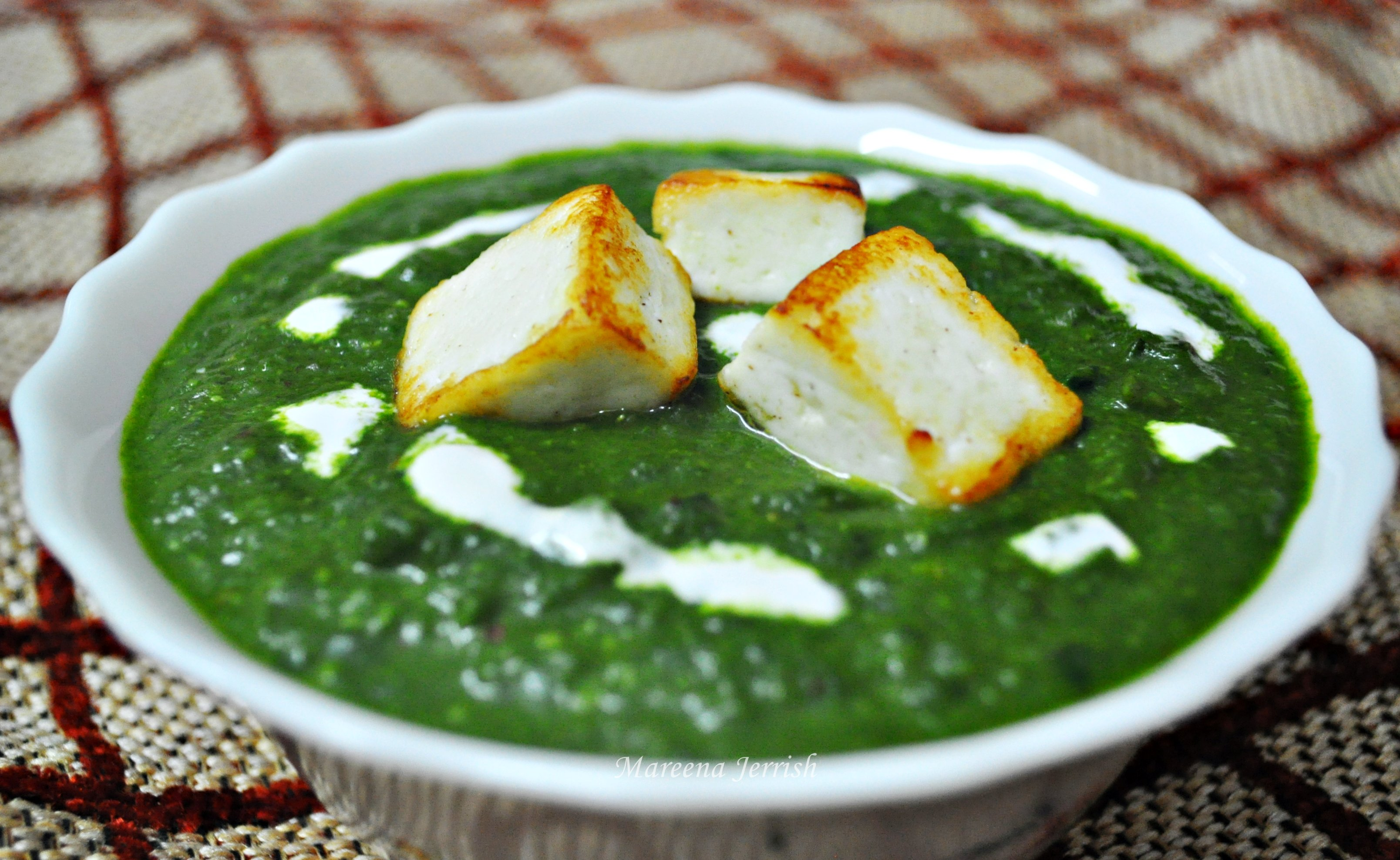 ... palak paneer ingredients 1 large bunch chopped spinach palak 1 2 cup
