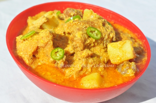 Hyderabadi Murg Korma