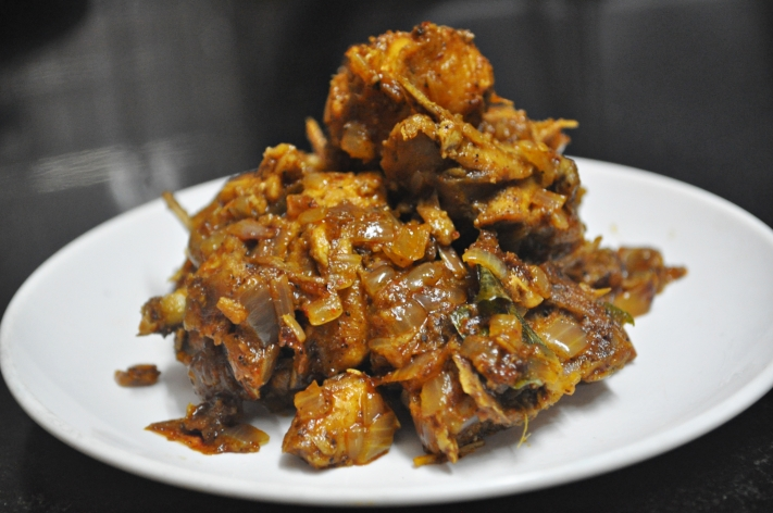 Karaikudi Chicken Fy