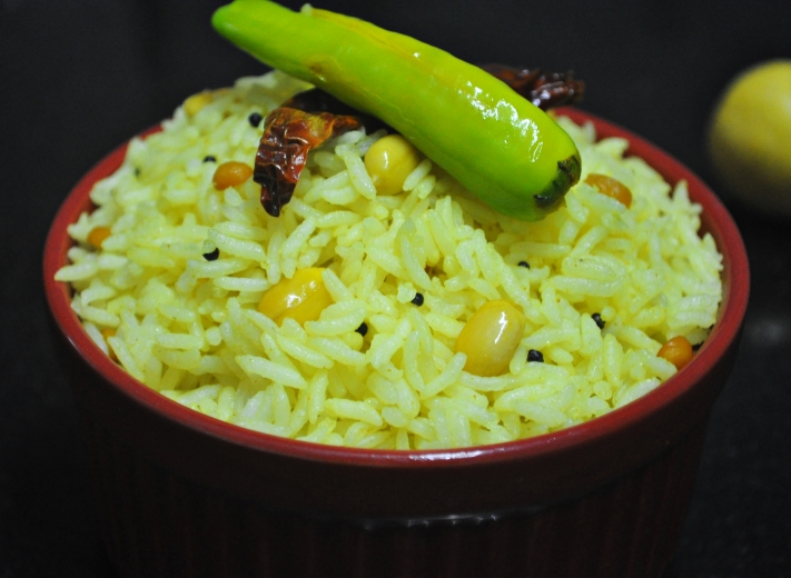 Lemon Rice 1